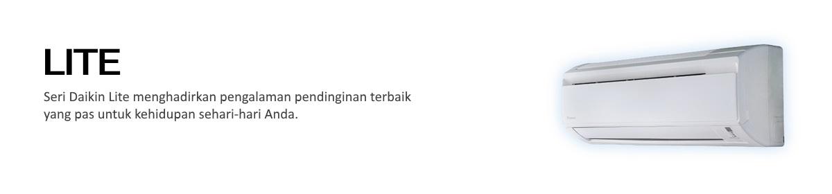 AC Split Daikin - Non inverter - Lite - Harga AC Split Daikin Jakarta - Global Teknik