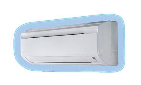 AC Split Daikin - Non inverter - Lite - Malaysia